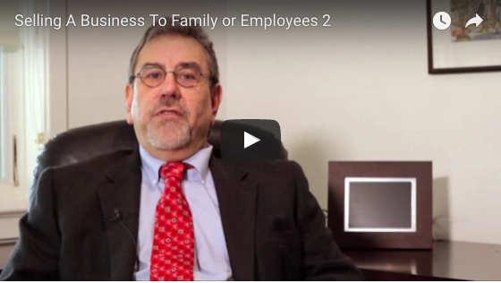 Selling A Business To Family or Employees 2